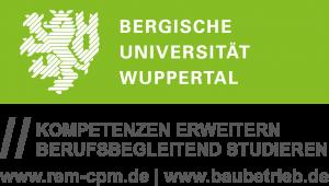 Bergische Universität Wuppertal REM-CPM / Baubetrieb