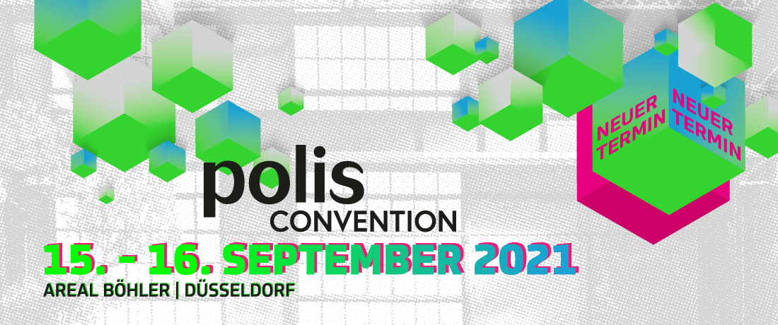 polis Convention 2021: 15. – 16. September 2021