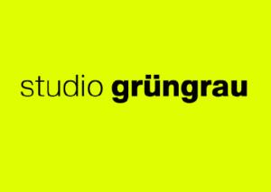 Studio gruen grau