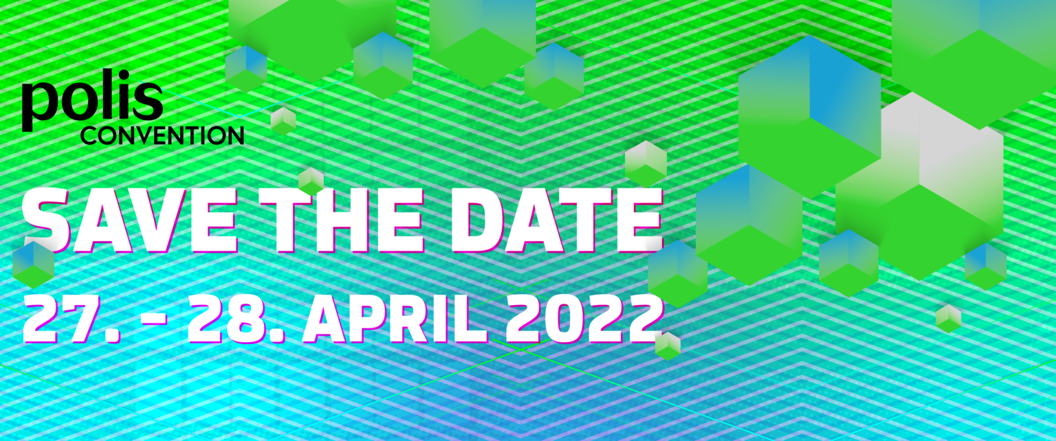 Save The Date: 27. – 28. April 2022